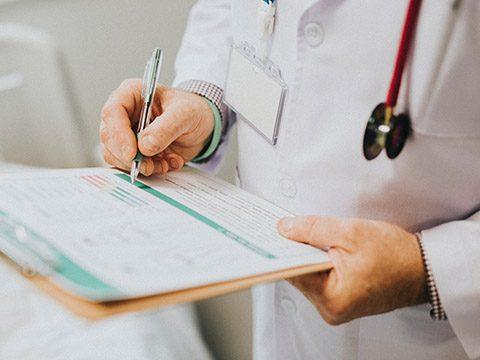 BHP - służba medyczna